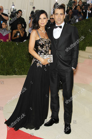 Editorial photo of The Metropolitan Museum of Art's COSTUME INSTITUTE Benefit Celebrating the Opening of Manus x Machina: Fashion in an Age of Technology, Arrivals, The Metropolitan Museum of Art, NYC, New York, America - 02 May 2016