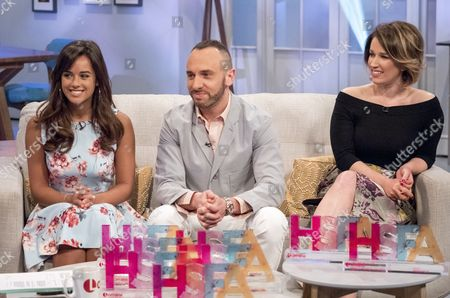 Editorial photo of 'Lorraine' TV show, London, Britain - 03 May 2016