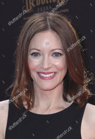 Stock Picture of Elizabeth Bogush