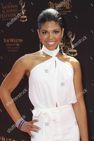 Editorial photo of Daytime Emmy Awards, Arrivals, Los Angeles, America - 01 May 2016