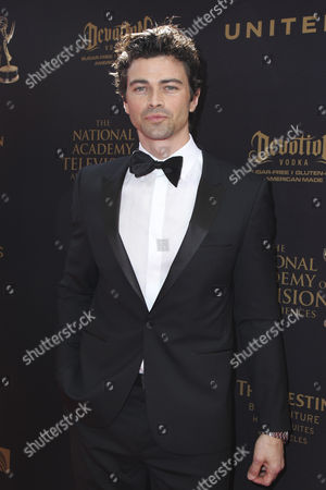 Editorial picture of Daytime Emmy Awards, Arrivals, Los Angeles, America - 01 May 2016