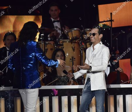 Marco Solis, Marc Anthony