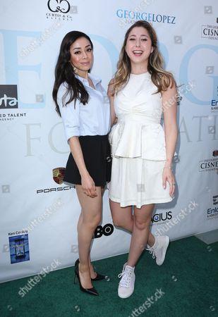 Aimee Garcia, Elizabeth Small