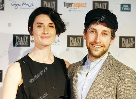 Stock Image of Natasha O'Keeffe and Dylan Edwards