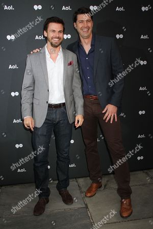 Editorial image of AOL NewFront, New York, America - 03 May 2016
