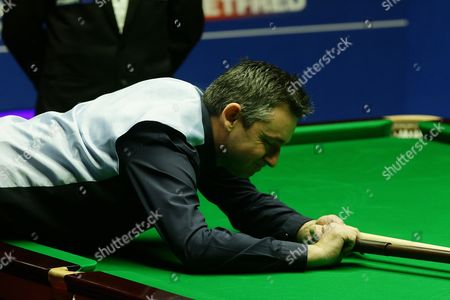 Editorial photo of Snooker World Championship, Sheffield, Britain - 30 Apr 2016