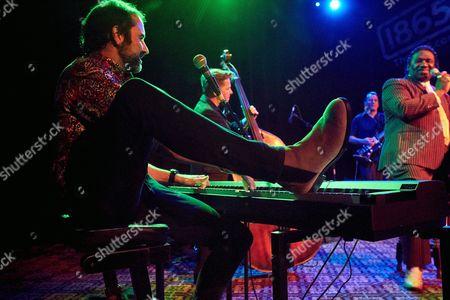 Mud Morganfield, with Eric Ranzoni - piano