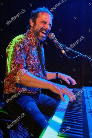 Stock Photo of Eric Ranzoni - piano