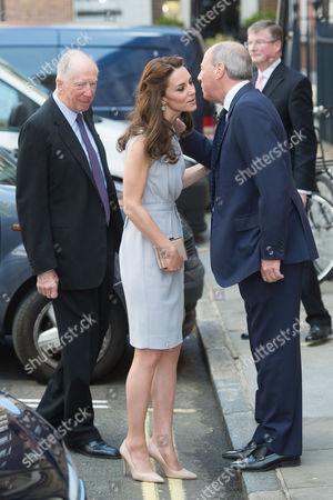 Catherine Duchess of Cambridge, Jacob Rothschild,