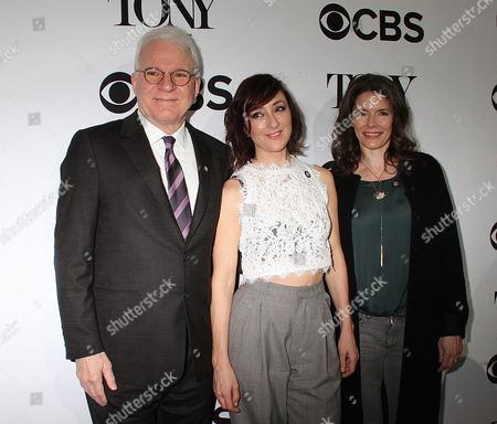 Editorial photo of Tony Awards Meet the Nominees photocall, New York, America - 04 May 2016