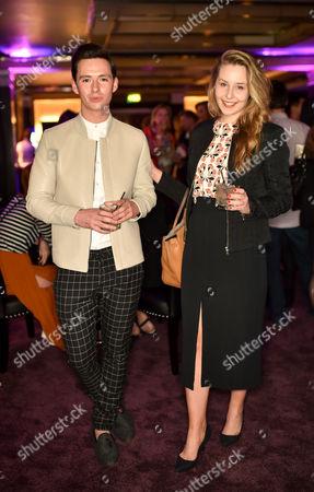 Lorcan London and Jemima Wilson