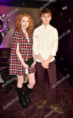 Janet Devlin and Alex Lee Johnson