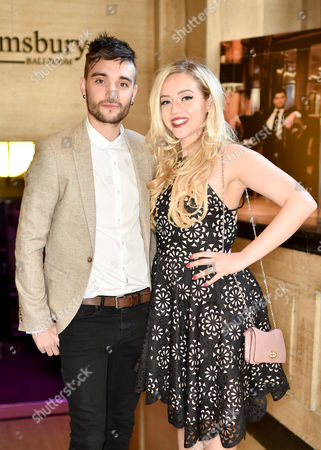 Tom Parker and Kelsey Hardwick