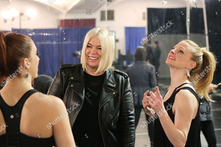 Katie walker, Mia Michaels, Karen Keeler