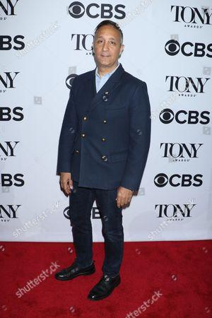 Editorial image of Tony Awards Meet the Nominees photocall, New York, America - 04 May 2016