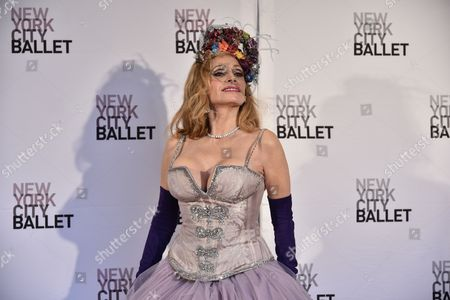 Editorial image of New York City Ballet Spring Gala, Arrivals, America - 04 May 2016