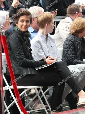 Alexandra Hedison, Kit Bernard Foster, Cydney Bernard