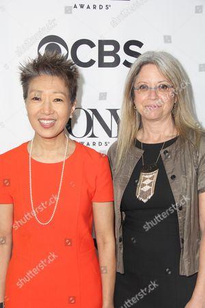 Editorial photo of Tony Awards Meet the Nominees photocall, New York, America - 04 May 2016