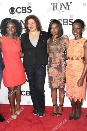 Saycon Sengbloh, Liesl Tommy, Pascale Armand, Lupita Nyong'o