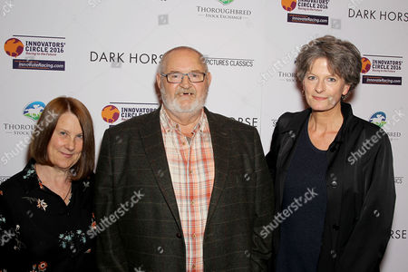 Editorial picture of New York Premiere of Sony Pictures Classic's 'Dark Horse', New York, America - 04 May 2016