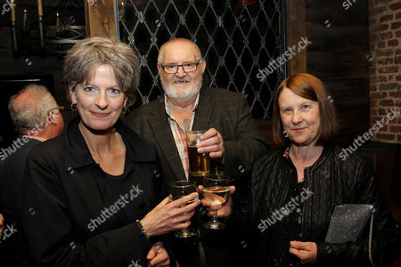 Stock Picture of Louise Osmond (Director), Brian Vokes, Jan Vokes