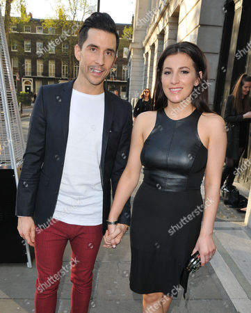 Russell Kane & Lindsey Cole
