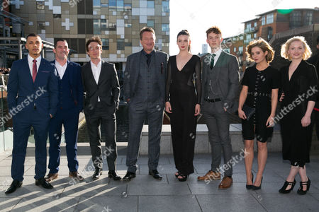 Editorial image of 'Peaky Blinders' TV show premiere, The Mailbox, Birmingham, Britain - 04 May 2016