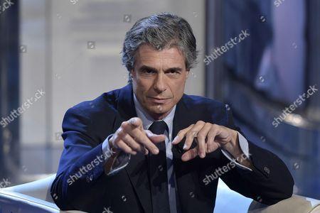 Candidate to Rome's mayor Alfio Marchini