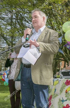 Children's Laureate Chris Riddell