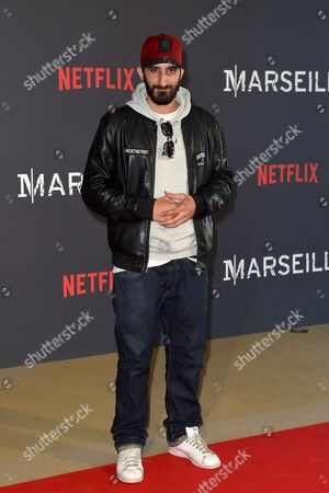 Editorial picture of 'Marseille' TV show photocall, Sofitel of Marseille, France - 04 May 2016