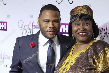 Editorial image of VH1 'Dear Mama' TV show, New York, America - 03 May 2016
