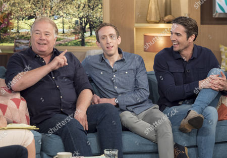 David Lonsdale, Steven Blakeley, Matt Milburn