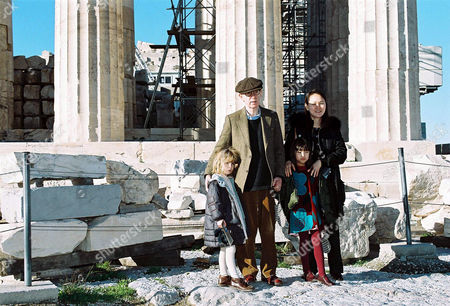 Bechet with Woody Allen, Manzie Tio and Soon Yi Previn at Acropolis
