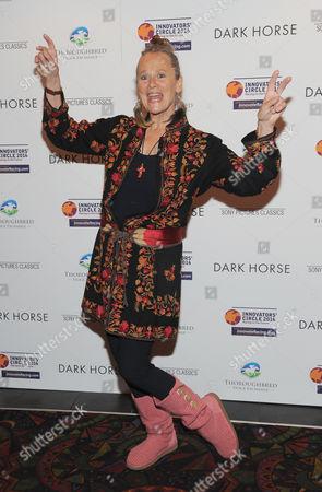 Editorial photo of 'Dark Horse' film premiere, New York, America - 04 May 2016