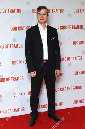Editorial picture of 'Our Kind of Traitor' film premiere, London, Britain - 05 May 2016