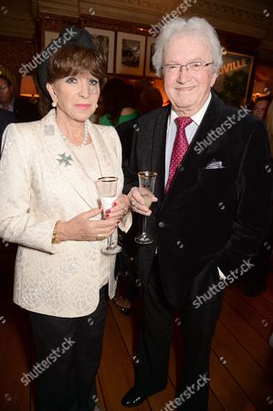 Yvonne Romain and Leslie Bricusse
