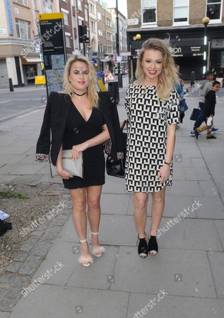 Lady Nadia Essex and Megan Rees