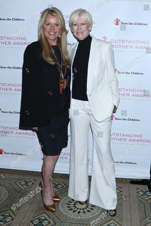 Mindy Grossman, CEO of HSN, Inc. and Joanna Coles