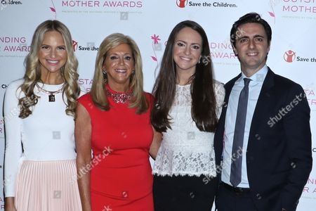 Editorial picture of Outstanding Mother Awards, New York, America - 05 May 2016