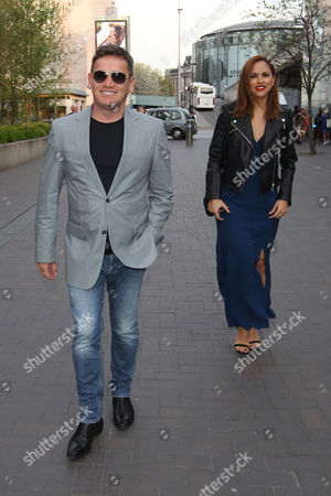 Sid Owen and partner