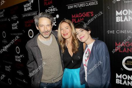 Adam Horovitz, Rachael Horovitz (Producer), Kathleen Hanna