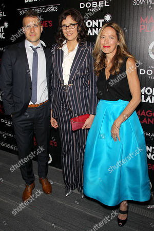 Editorial photo of Montblanc and The Cinema Society with Mastro Dobel & Kim Crawford Wines host a screening of Sony Pictures Classics' 'Maggie's Plan', New York, America - 05 May 2016