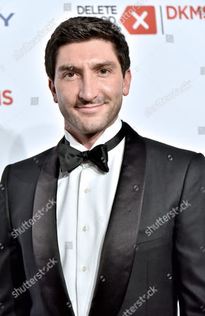 Editorial photo of 10th Annual Delete Blood Cancer DKMS Gala, New York, America - 05 May 2016