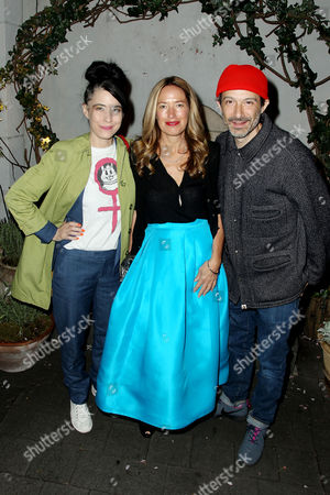 Kathleen Hanna, Rachael Horovitz (Producer), Adam Horovitz