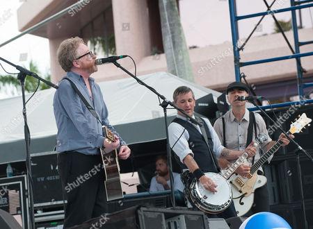 Dave King, Bob Schmidt, Dennis Casey