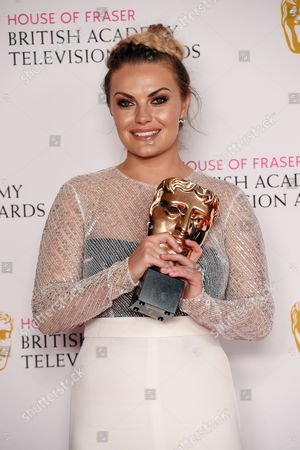 Best Supporting Actress - This Is England '90 - Chanel Cresswell