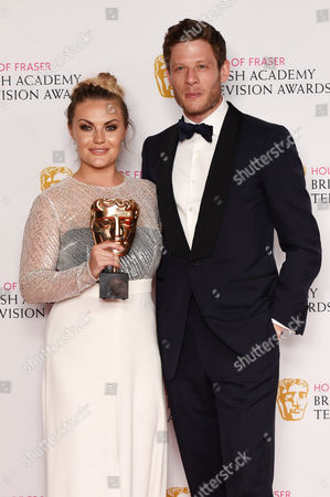 Best Supporting Actress - This Is England '90 - Chanel Cresswell and James Norton