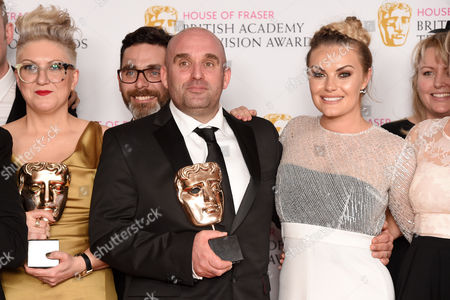 Best Mini Series - This Is England '90 - Shane Meadows and Chanel Cresswell