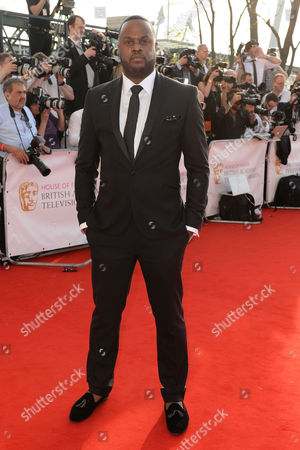 Editorial image of House of Fraser British Academy Television Awards, Arrivals, Royal Festival Hall, London, Britain - 08 May 2016