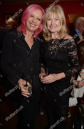 Mary Greenhall and Debbie Moore